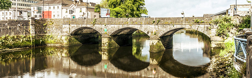 Baal's Bridge in Limerick