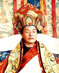 Dudjom Rinpoche portrait