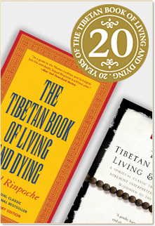 The Tibetan Book of Living and Dying - book cover