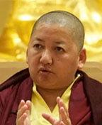 Jetsun Khandro Rinpoche bio portrait