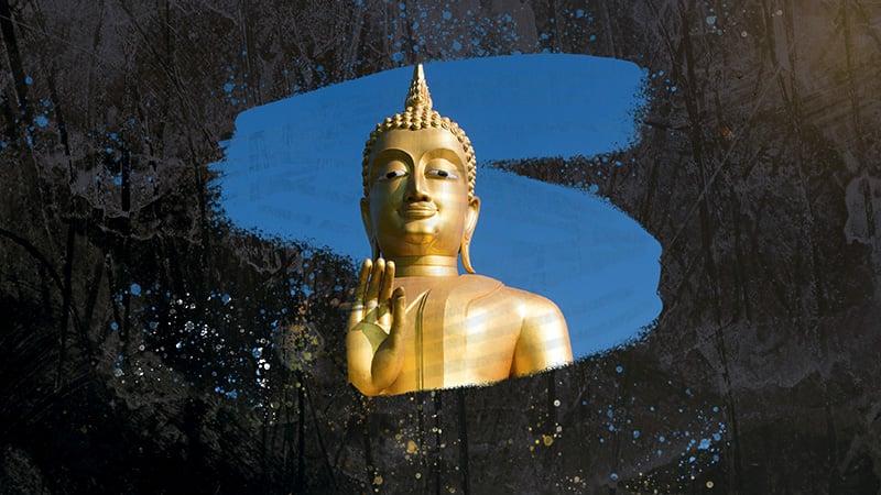 Uncover buddha nature